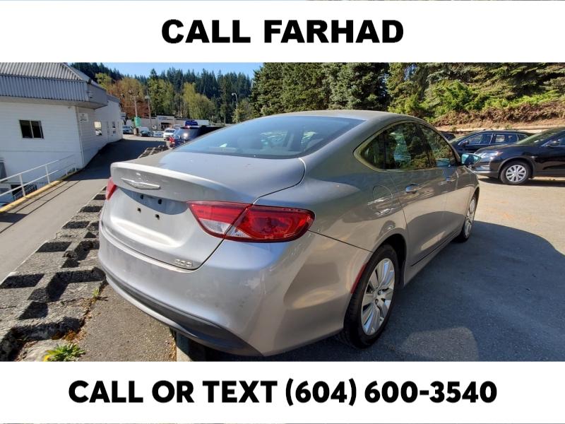 Chrysler 200 2015 price $12,975