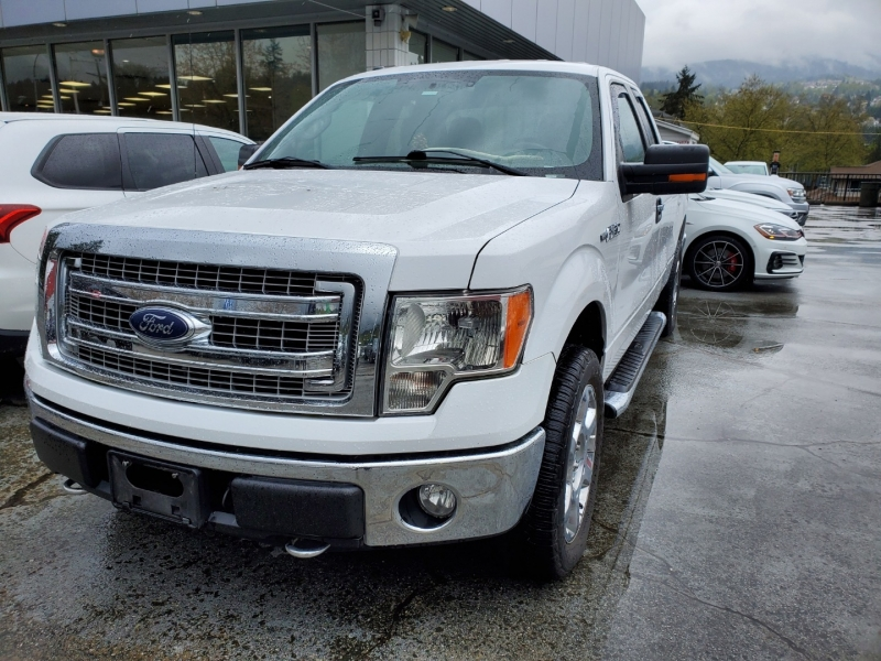 Ford F-150 2014 price $25,788