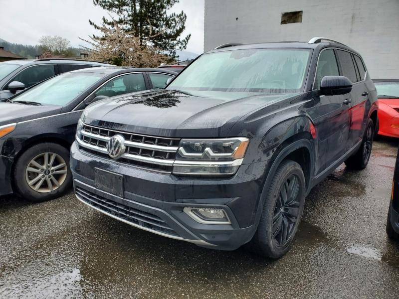 Volkswagen Atlas 2018 price $44,688