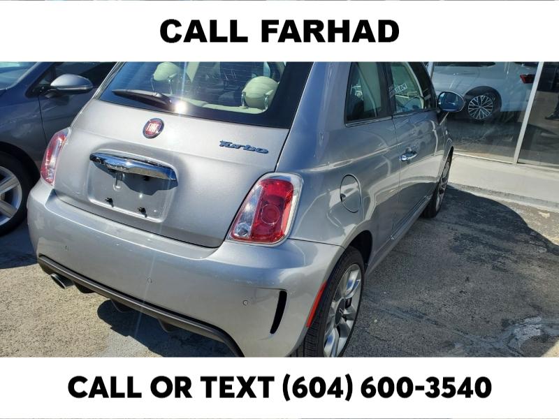 Fiat 500 2019 price $21,288