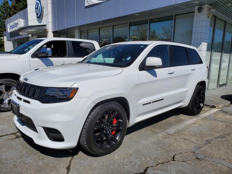 Jeep Grand Cherokee 2017 price $72,888