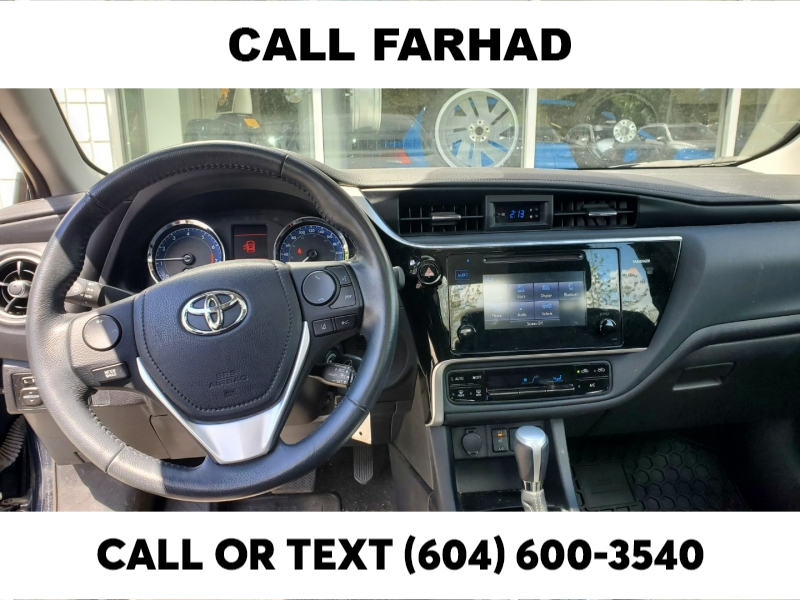Toyota Corolla 2017 price $17,588