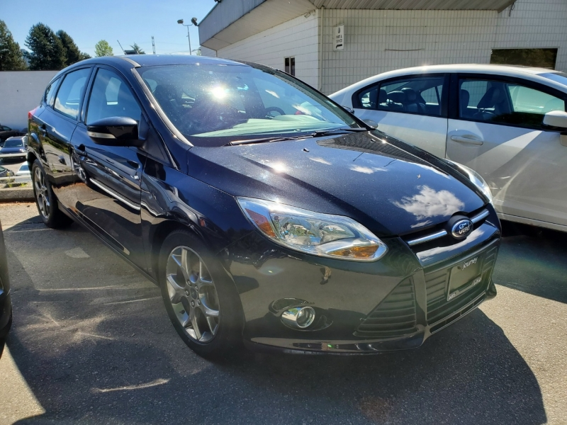 Ford Focus 2014 price $10,388