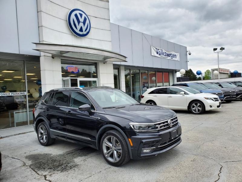 Volkswagen Tiguan 2018 price $34,995
