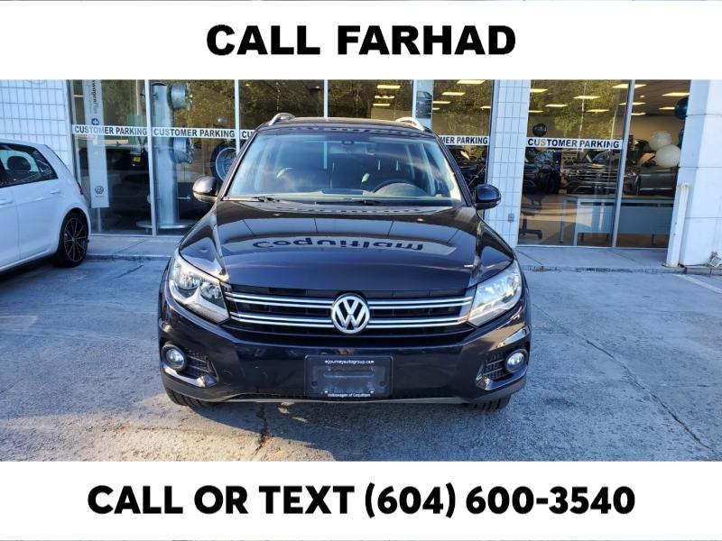 Volkswagen Tiguan 2017 price $25,288