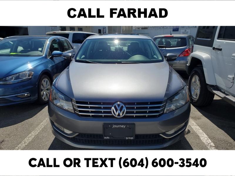 Volkswagen Passat 2013 price $13,988