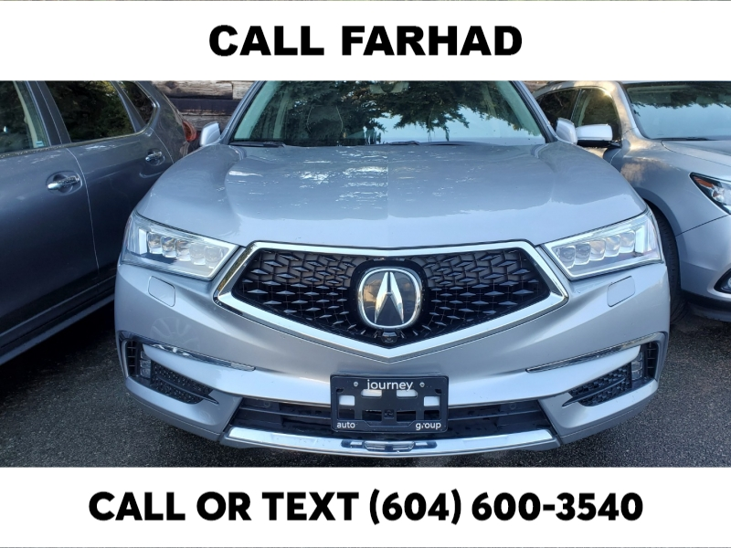 Acura MDX 2017 price CALL FOR PRICING