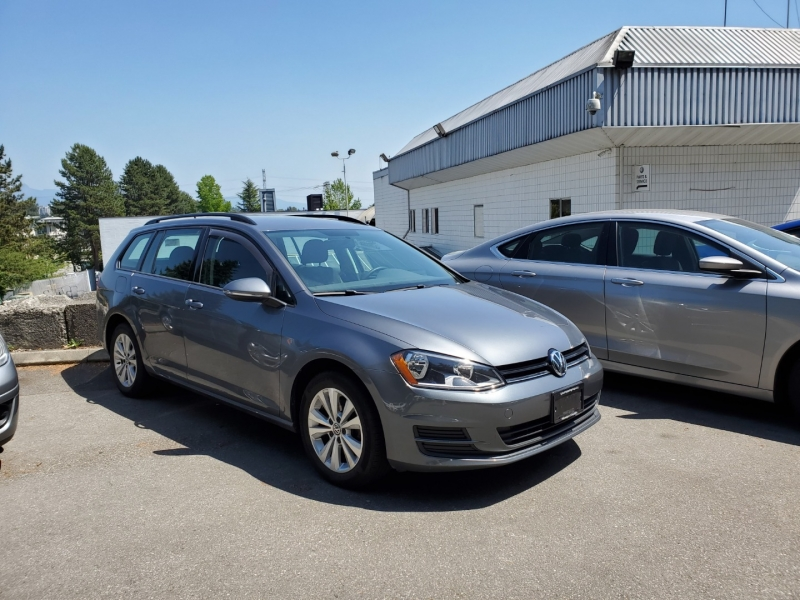 Volkswagen Golf SportWagen 2017 price $18,288