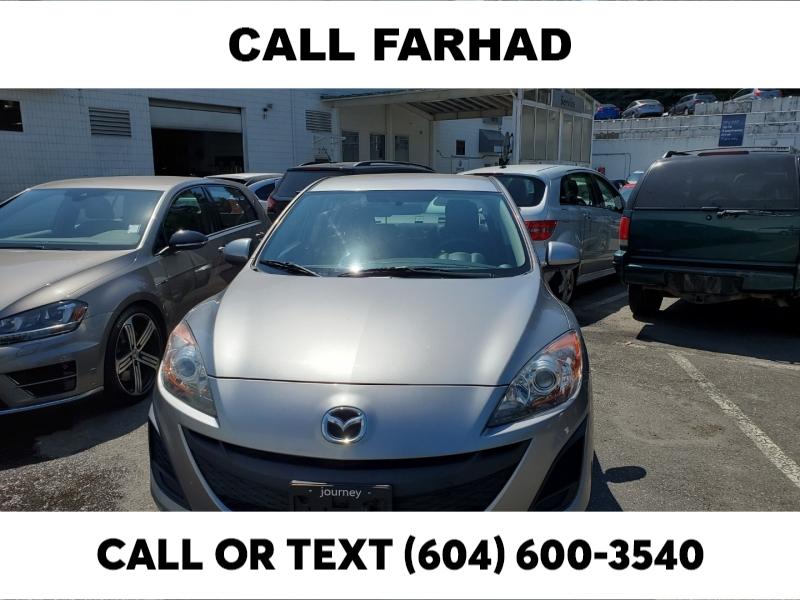 Mazda Mazda3 2011 price $7,258