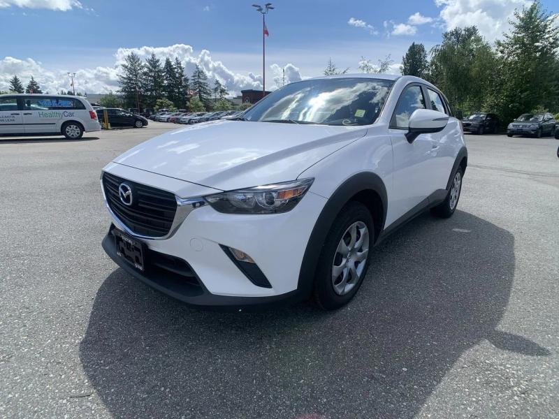 Mazda CX-3 2021 price $26,261