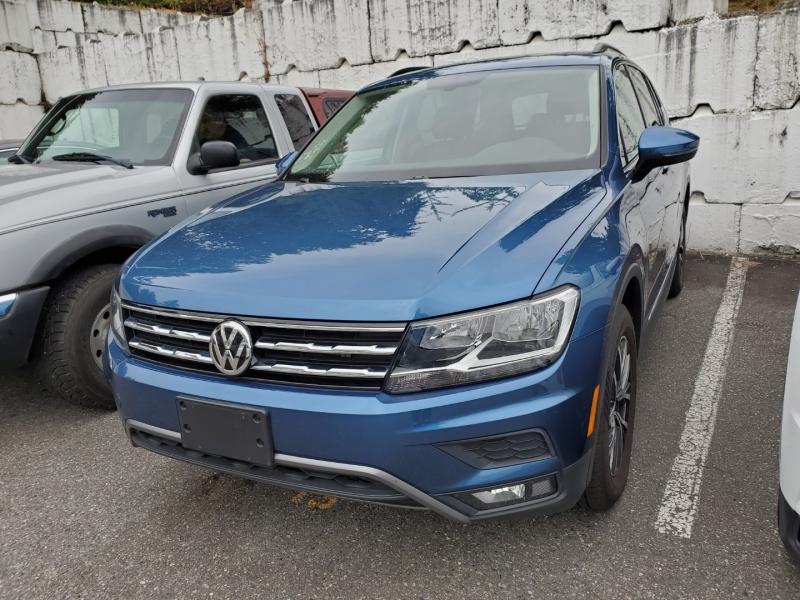 Volkswagen Tiguan 2019 price $30,788
