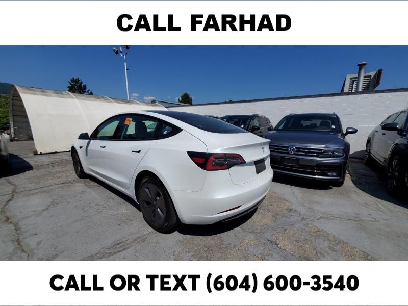 Tesla Model 3 2021 price $58,988