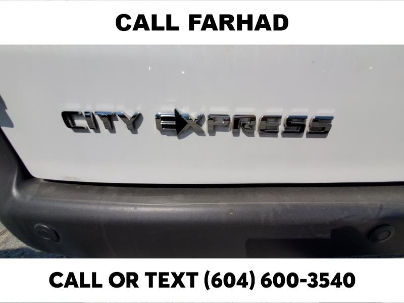 Chevrolet City Express Cargo Van 2017 price $24,188