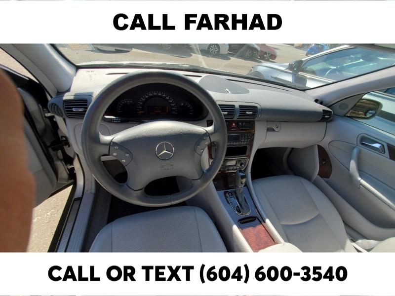 Mercedes-Benz C-Class 2002 price $8,988