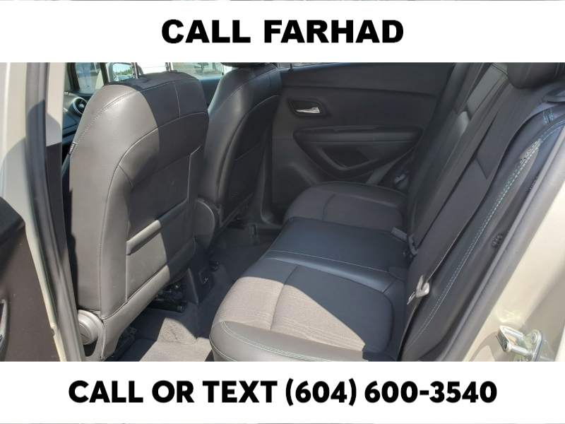 Chevrolet Trax 2015 price $13,488