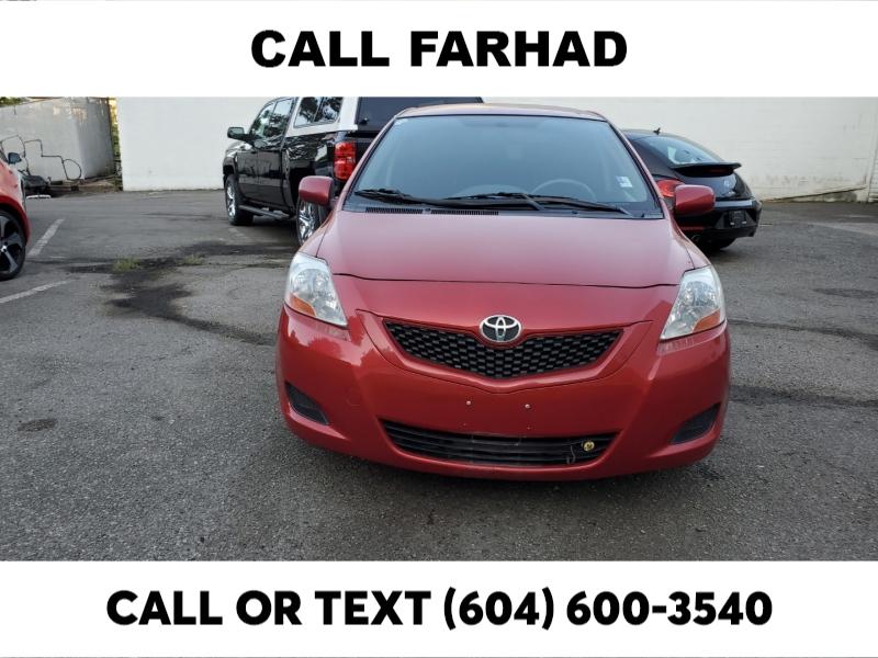 Toyota Yaris 2009 price $7,688