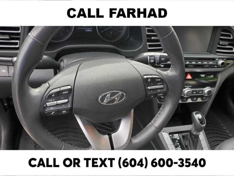 Hyundai Elantra 2020 price $23,688