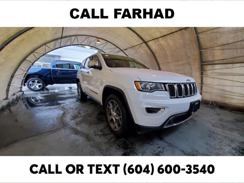 Jeep Grand Cherokee 2020 price $50,288