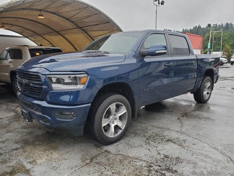 RAM 1500 2019 price $67,388