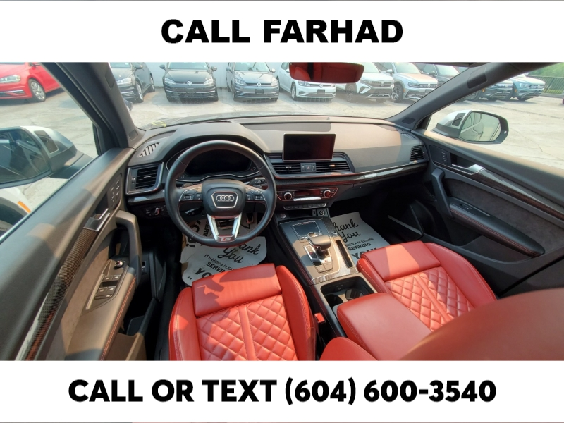 Audi SQ5 2018 price $53,888