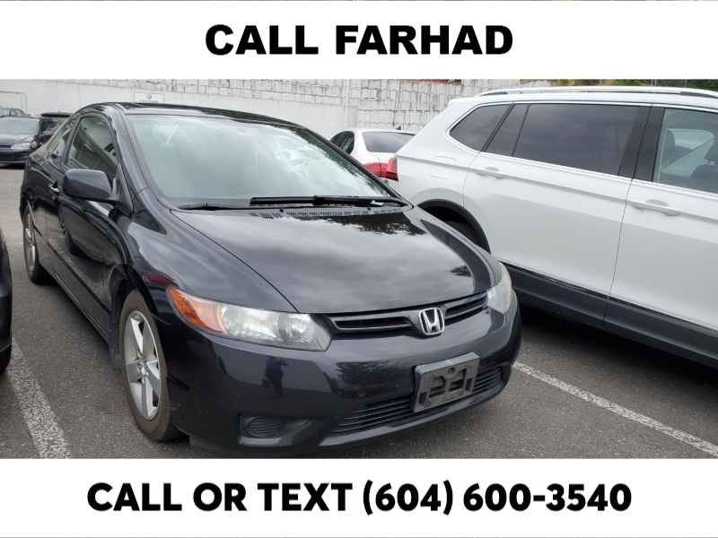 Honda Civic Cpe 2007 price $5,988