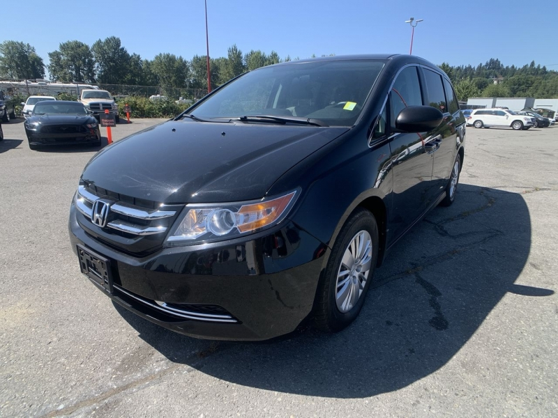 Honda Odyssey 2016 price $24,532