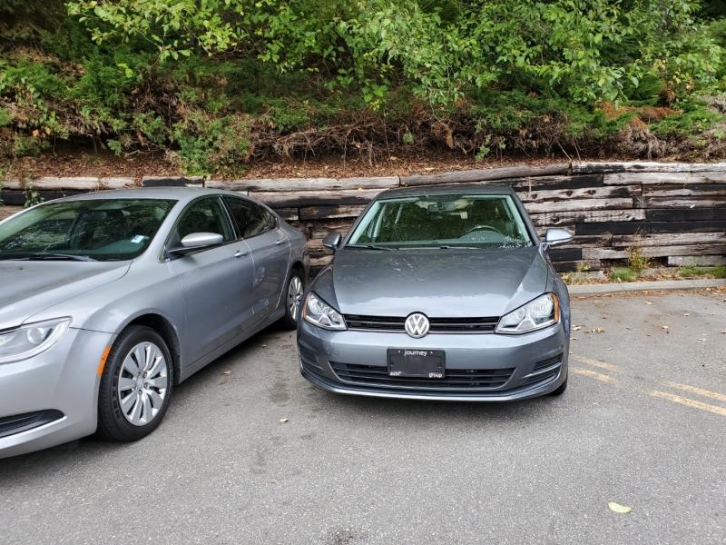 Volkswagen Golf 2017 price $18,688