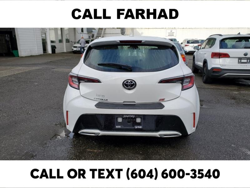 Toyota Corolla Hatchback 2019 price