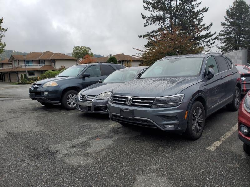 Volkswagen Tiguan 2020 price $37,695