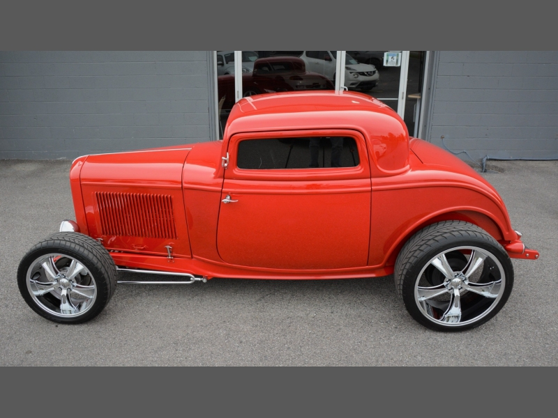 Ford Coupe 1932 price $47,900