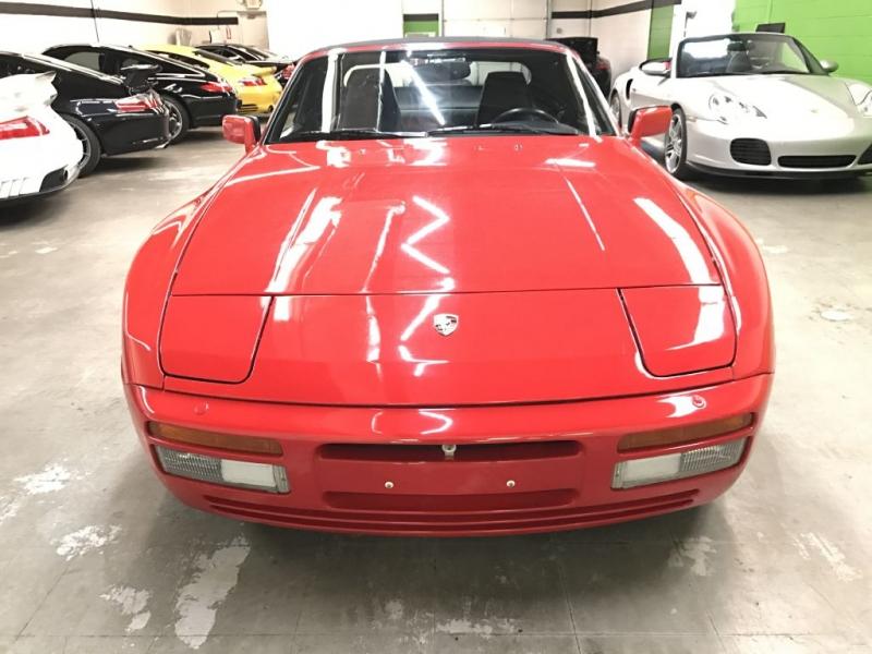 Porsche 944 1991 price $24,500
