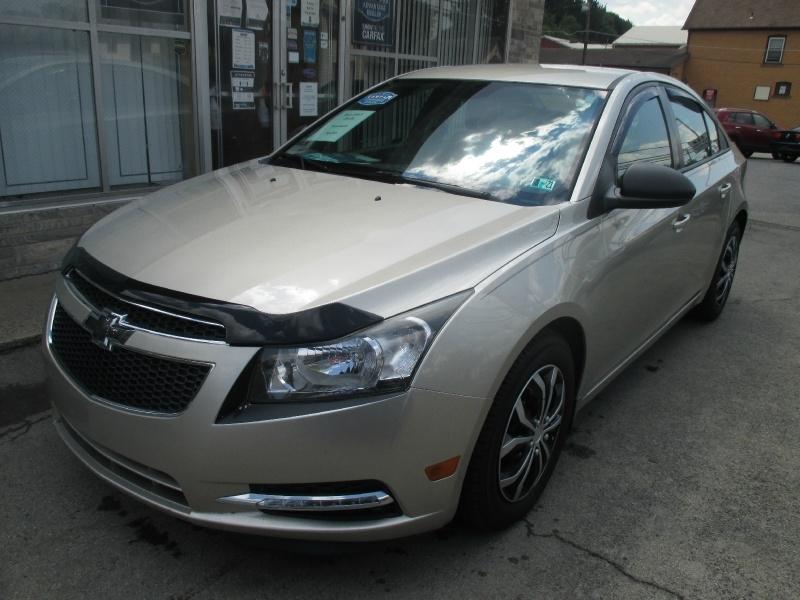 Chevrolet Cruze 2013 price $5,250