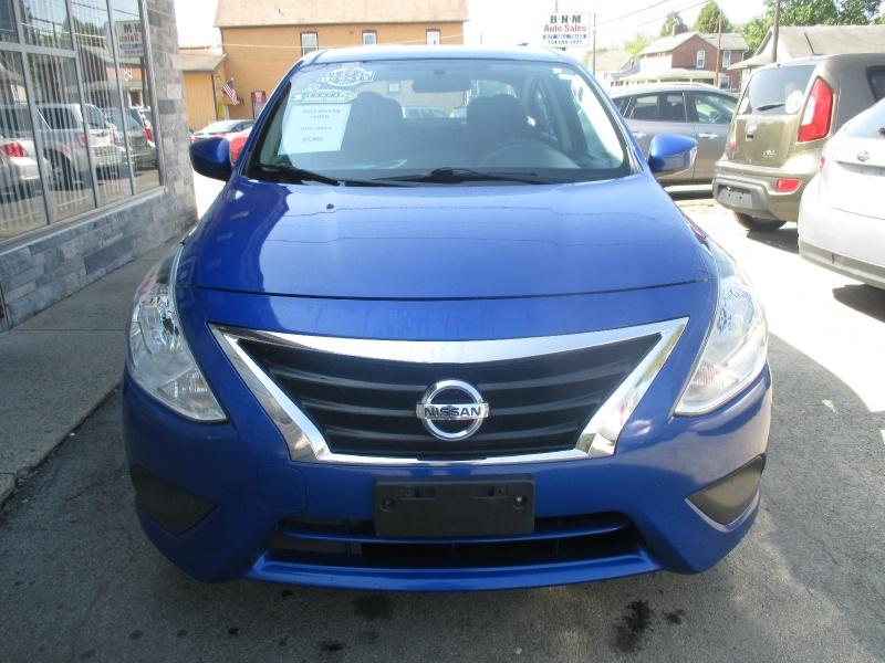 Nissan Versa 2017 price $7,495