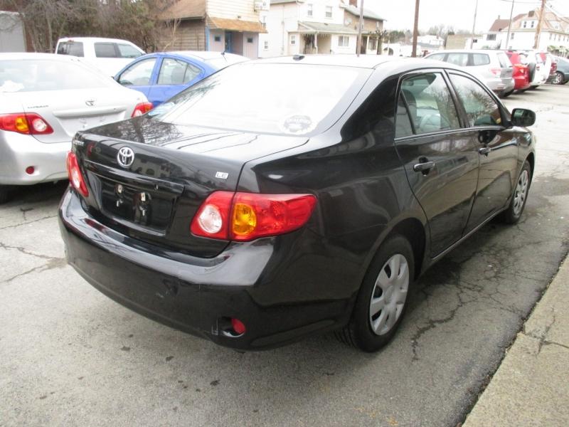 Toyota Corolla 2010 price $4,995