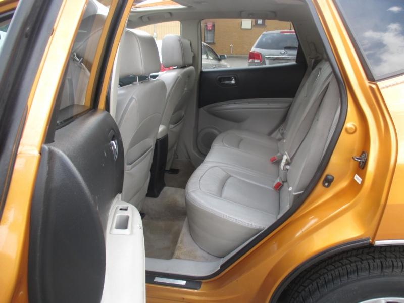 Nissan Rogue 2008 price $5,850