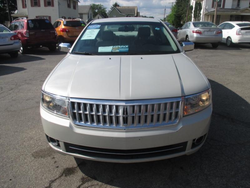Lincoln MKZ 2008 price $3,999