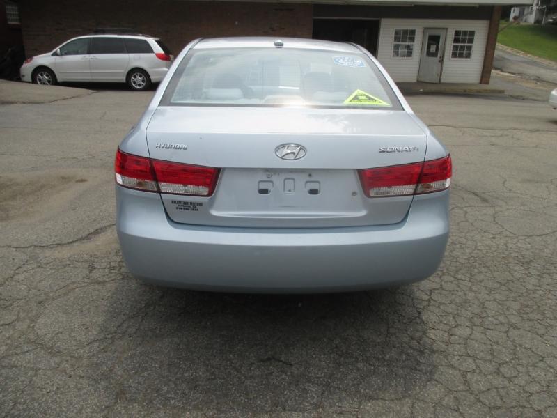 Hyundai Sonata 2007 price $4,999