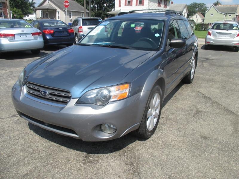 Subaru Legacy Wagon (Natl) 2005 price $4,849