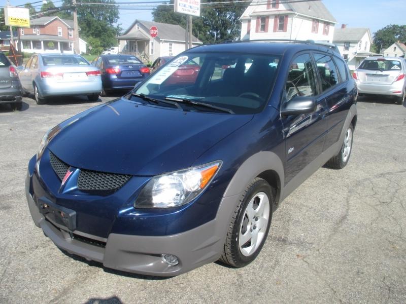 Pontiac Vibe 2003 price $4,999