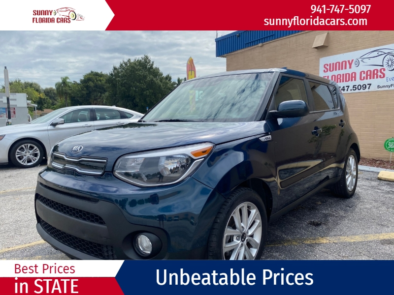 Kia Soul 2017 price 9900cash