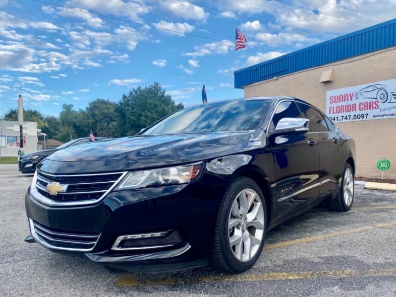 Chevrolet Impala 2019 price $21,900