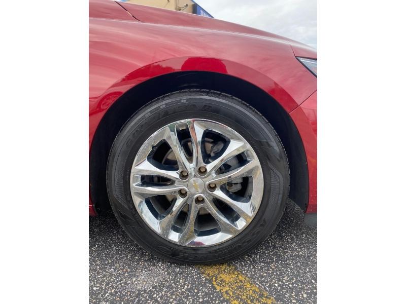 Chevrolet Malibu 2017 price $16,900