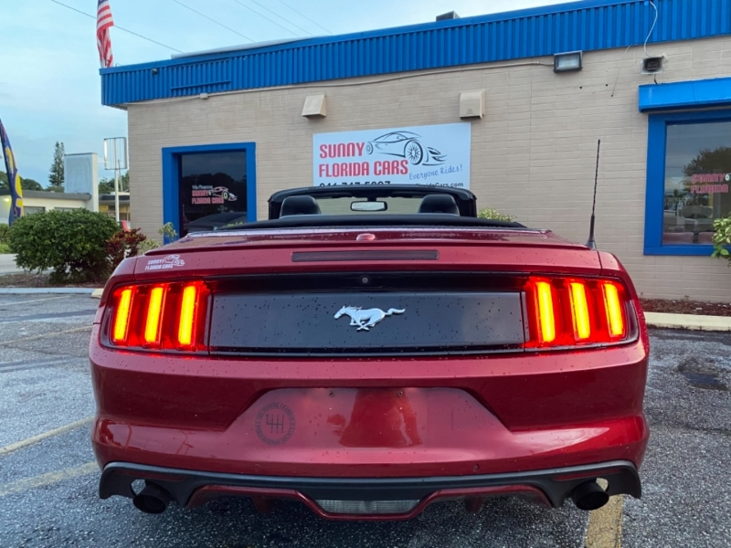Ford Mustang 2016 price $18,900
