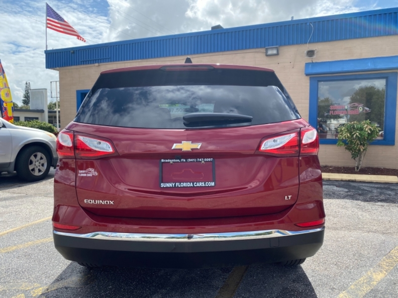 Chevrolet Equinox 2018 price 17900