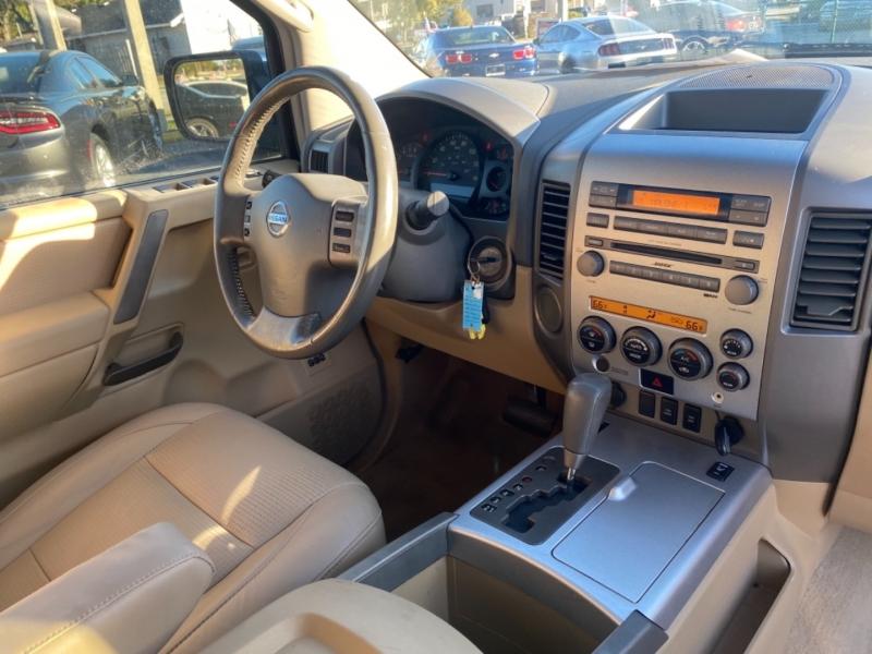 Nissan Armada 2006 price $7,900