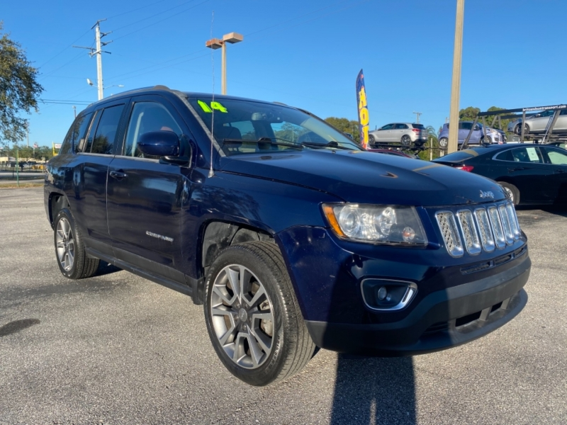 Jeep Compass 2014 price $9,900