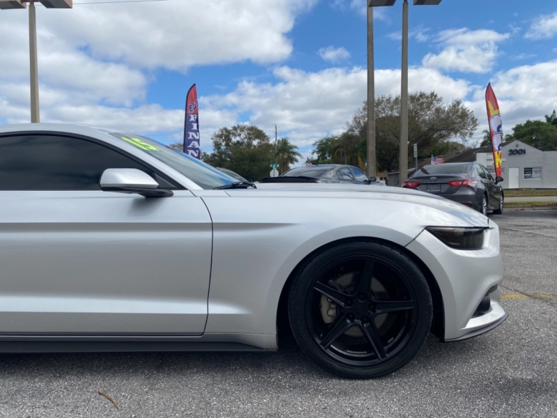 Ford Mustang 2015 price $19,685