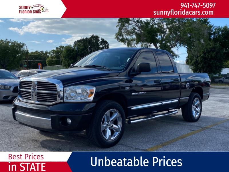 Dodge Ram 1500 2007 price $12,900