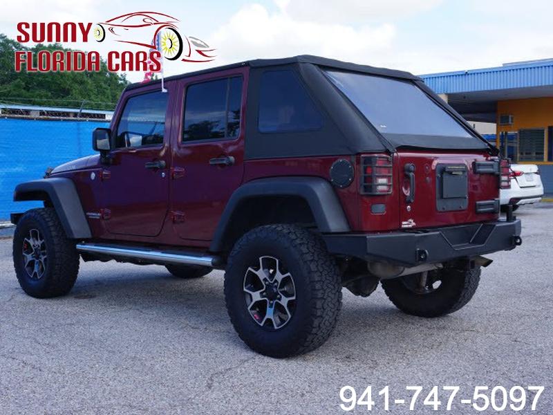 Jeep Wrangler Unlimited 2010 price $20,900