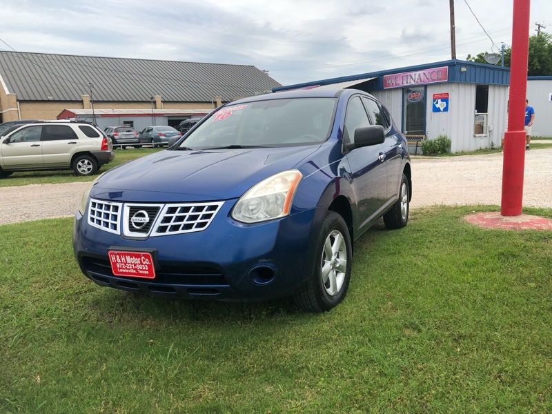 Nissan Rogue 2010 price $5,950